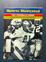 1970 Sports Illustrated Aug 10 Mike Garrett Excellent [Sl corner bend - contents fine]