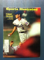 1970 Sports Illustrated Sep 7 Bud Harrelson Excellent [Sl corner bend - contents fine]