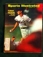 1970 Sports Illustrated Sep 7 Bud Harrelson (Mets) Very Good