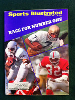 1970 Sports Illustrated November 9 Joe Theisman Notre Dame Excellent
