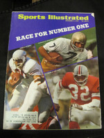 1970 Sports Illustrated November 9 Joe Theisman Very Good to Excellent