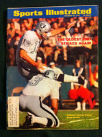 1970 Sports Illustrated November 23 George Blanda Excellent