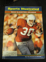1970 Sports Illustrated Dec 14 Woo Woo Worster Very Good to Excellent [Minor crease on cover]