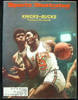 1971 Sports Illustrated February 8 Alcindor / Reed Excellent [clean]