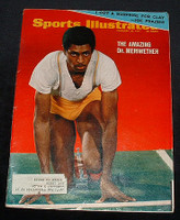1971 Sports Illustrated February 22 Del Meriwether Very Good to Excellent