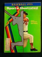1971 Sports Illustrated April 12 Boog Powell Excellent to Mint