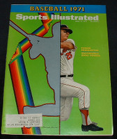 1971 Sports Illustrated April 12 Boog Powell Near-Mint [clean]