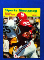 1972 Sports Illustrated October 2 Greg Pruitt Excellent to Mint