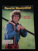 1973 Sports Illustrated February 12 Steve Smith Near-Mint