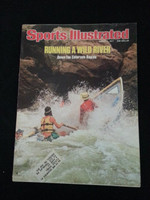 1977 Sports Illustrated August 1 Colorado White Water Rapids Excellent