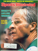 1980 Sports Illustrated January 21 Gordie Howe : Hockey's Ageless Wonder Near-Mint