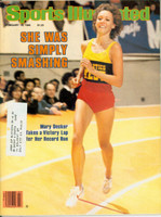 Sports Illustrated February 18 1980 Mary Decker Excellent