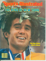 1980 Sports Illustrated November 3 Alberto Salazar Wins NY Marathon Near-Mint