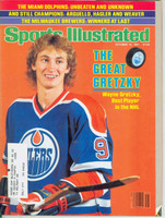 1981 Sports Illustrated October 12 Wayne Gretzky Excellent to Mint