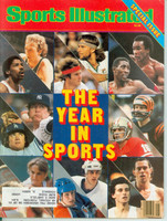 1982 Sports Illustrated February 10 The Year in Sports Excellent