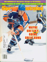 1982 Sports Illustrated February 15 Wayne Gretzky Very Good to Excellent