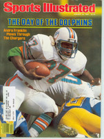 1983 Sports Illustrated January 24 Andra Franklin : The Day of the Dolphins Excellent