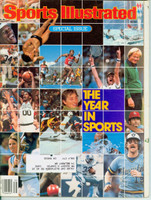 1983 Sports Illustrated February 16 Year in Sports Very Good to Excellent