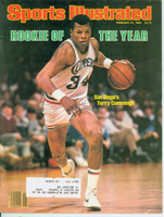 1983 Sports Illustrated February 21 Terry Cummings - San Diego Excellent