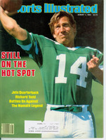1983 Sports Illustrated August 1 Richard Todd Near-Mint