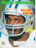 1983 Sports Illustrated August 29 Tony Dorsett Near-Mint