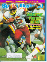 1983 Sports Illustrated October 10 Joe Washington Excellent