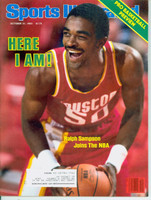 1983 Sports Illustrated October 31 Ralph Sampson Excellent