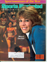 1983 Sports Illustrated December 26 Mary Decker Excellent