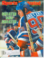 1984 Sports Illustrated January 23 Wayne Gretzky Excellent