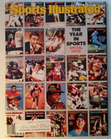 1984 Sports Illustrated February 8 The Year in Sports 1983 : Special Issue Excellent