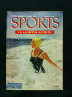 1954 Sports Illustrated August 30 Seaside Travel Very Good to Excellent Minor scuffing on cover, overall Excellent, contents fine