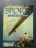 1954 Sports Illustrated September 6 Yacht Racing Very Good