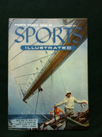 1954 Sports Illustrated September 6 Yacht Racing Very Good to Excellent Minor scuffing on cover, overall Excellent, contents fine