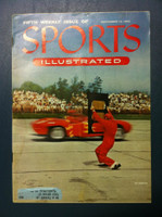 1954 Sports Illustrated September 13 Stock Car Racing Very Good