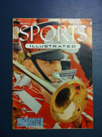 1954 Sports Illustrated October 11 Oklahoma Band Very Good to Excellent