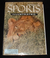 1954 Sports Illustrated December 6 African Safari Excellent very clean