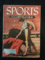 1955 Sports Illustrated January 17 Bullfighting Very Good to Excellent [Cover Crease]