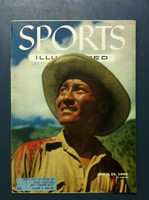 1955 Sports Illustrated April 25 Mountain Climber Near-Mint [Very Clean]