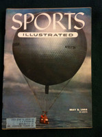 1955 Sports Illustrated May 9 Hot Air Ballooning Excellent