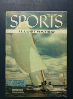 1955 Sports Illustrated June 13 Yachting Excellent