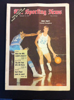 1970 Sporting News January 31 Mike Pratt Kentucky Excellent to Mint lt. center fold from mailbox, otherwise sharp