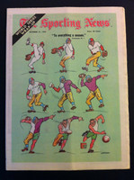 1970 Sporting News October 31 World Series Excellent to Mint lt. center fold from mailbox, otherwise sharp
