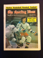 1975 Sporting News February 22 Steve Vickers Excellent to Mint