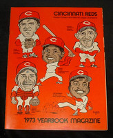 1973 Reds Yearbook Near-Mint to Mint