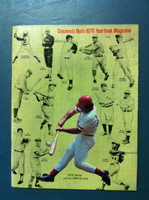 1978 Reds Yearbook (66 pg) Near-Mint