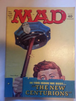 Mad Magazine #158 April 1973 New Centurions Excellent