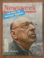 1962 Newsweek May 2 Igor Stravinsky at 80 Excellent