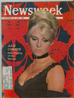 1965 Newsweek December 20 Julie Christie Very Good to Excellent