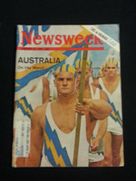 1966 Newsweek February 21 Australia Very Good