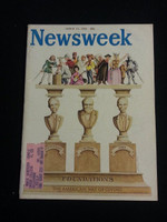 1966 Newsweek March 14 Foundations - the American Way of Giving Excellent